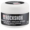 RockShox Gabelfett Reiniging & onderhoud transparant
